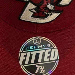 Zephyr Accessories - NWT Boston College Cap